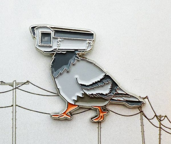pigeon pin product