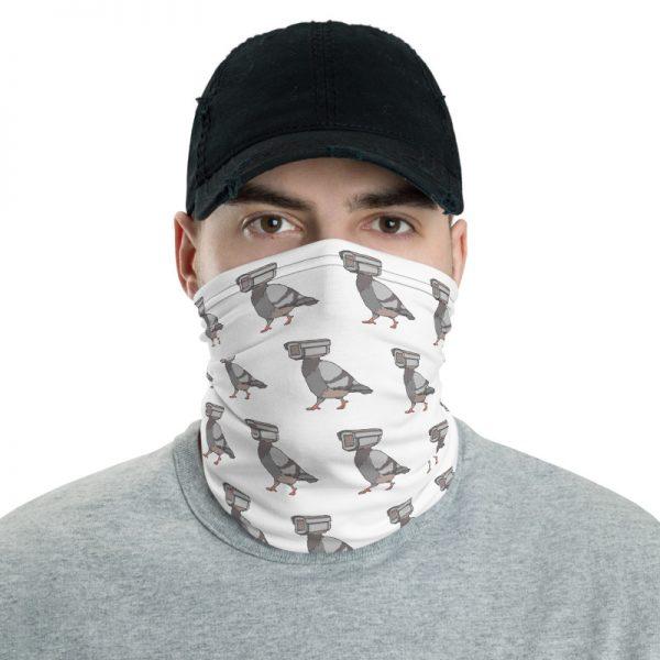 Surveillance Pigeon Neck Gaiter