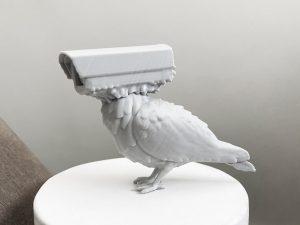 Pigeons Aren't Real Model