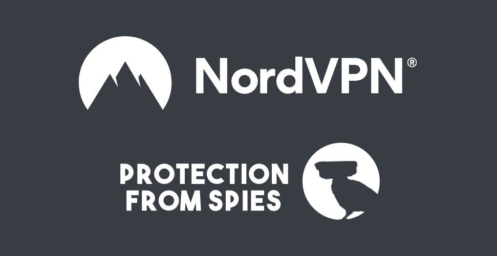 NordVPN Protection from spies