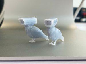 mini pigeon drones